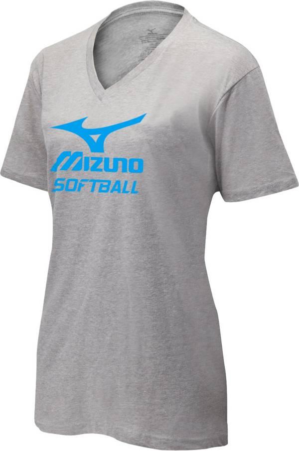Mizuno Women's V-Neck Softball T-Shirt product image