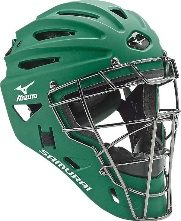Mizuno Youth Samurai G4 Catcher's Helmet product image