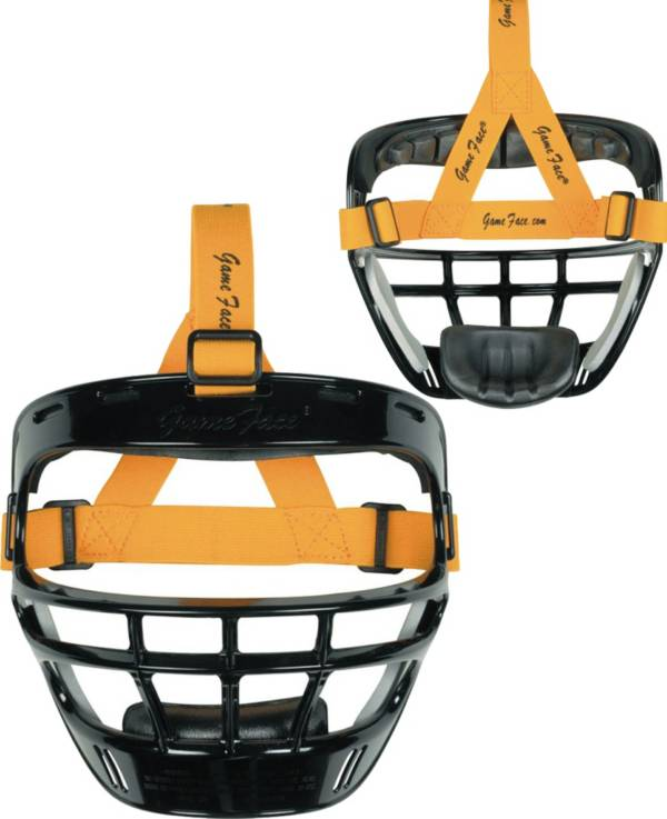 Markwort Game Face Clear Softball Safety Face Guard - Large product image