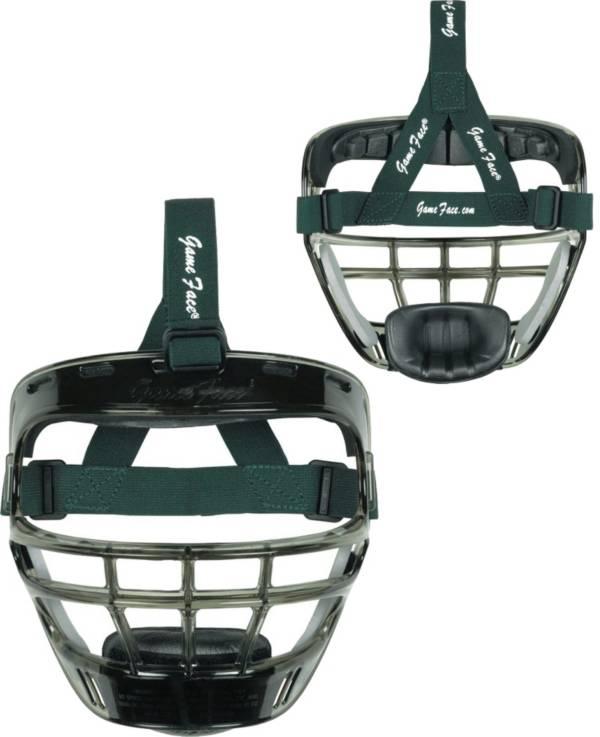 Markwort Game Face Smoke Softball Safety Face Guard - Large product image
