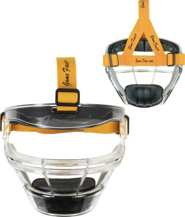 Markwort Game Face Clear Softball Safety Face Guard - Medium product image