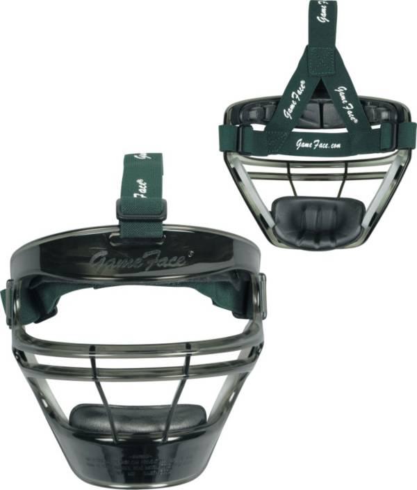 Markwort Game Face Smoke Softball Safety Face Guard - Medium product image