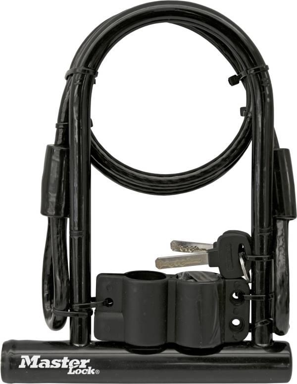 Master Lock Bike U-Lock and Cable product image