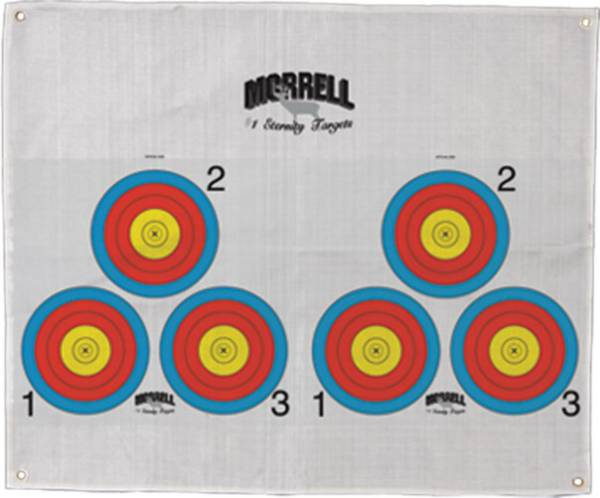 Morrell 3-Spot Archery Target Face product image