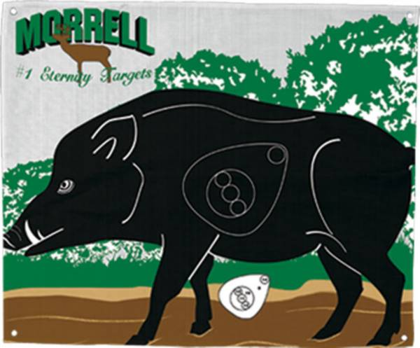 Morrell Hog Archery Target Face product image