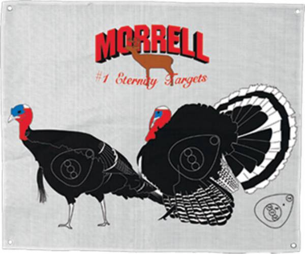 Morrell Turkey Archery Target Face product image