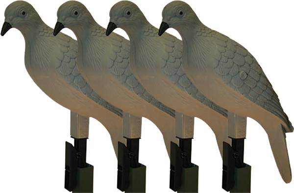 MOJO Outdoors Clip-On Dove Decoys – 4-pack product image