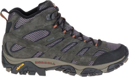 ef5f835f3598 Merrell Men s Moab 2 Waterproof Mid Hiking Boots 1