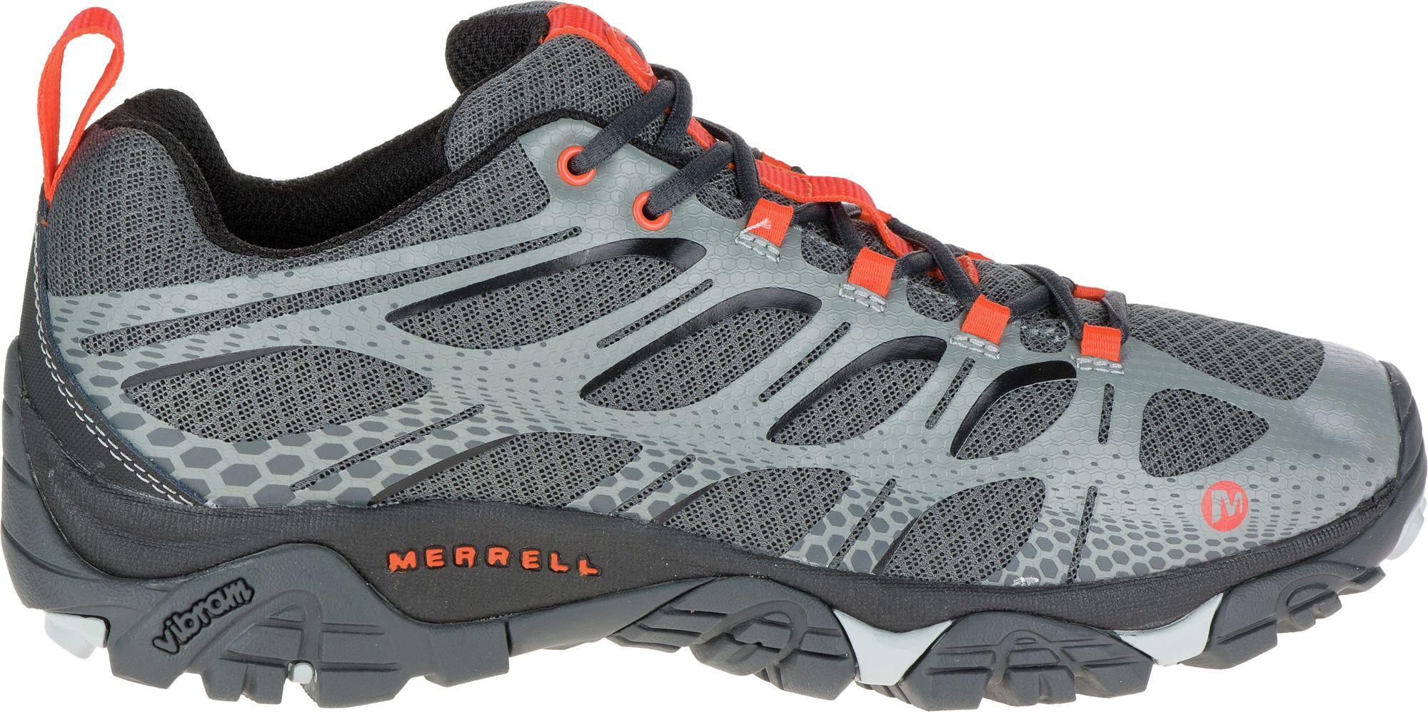 merrell mens moab edge 2 sneaker gold