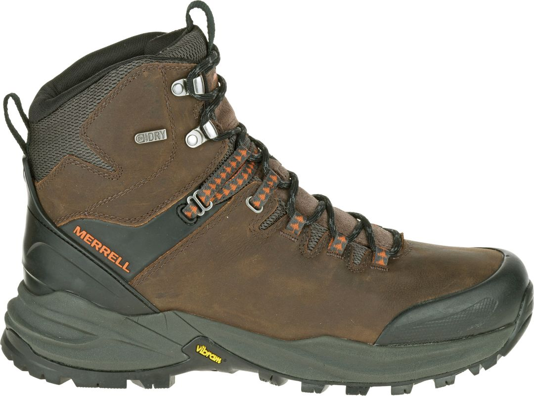 3e79fb324a Merrell Men's Phaserbound Waterproof Hiking Boots