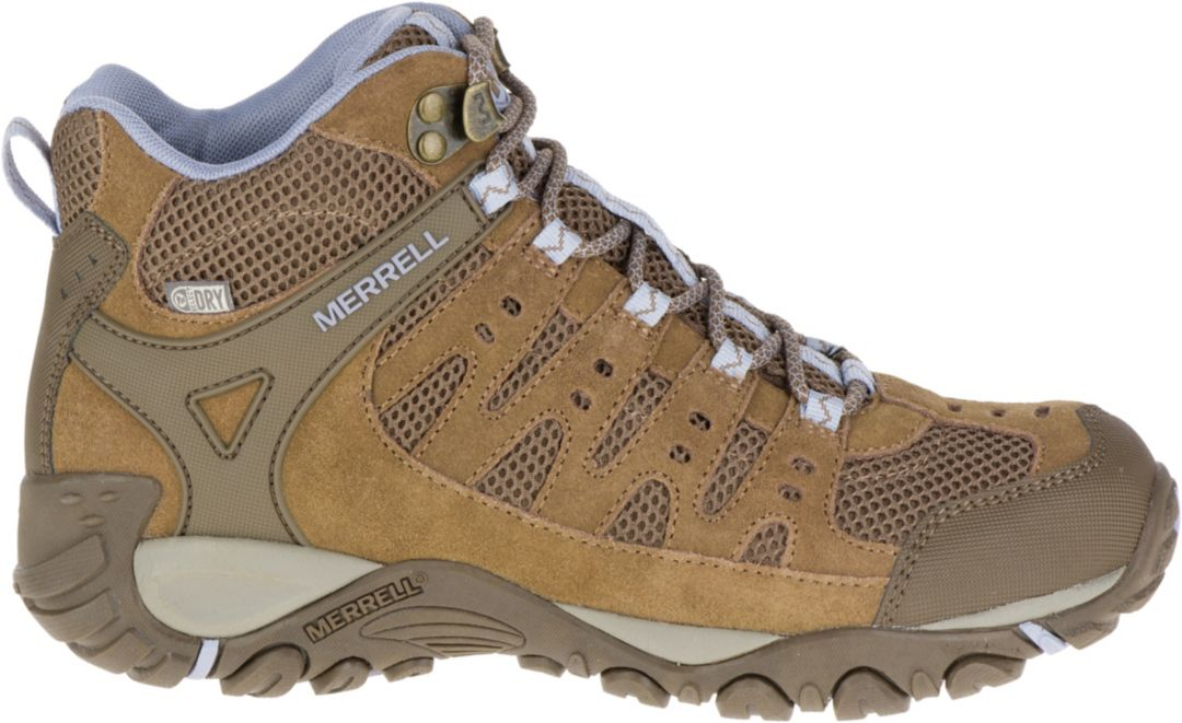 f49fc141a1 Merrell Women's Accentor Mid Ventilator Waterpoof Hiking Boots