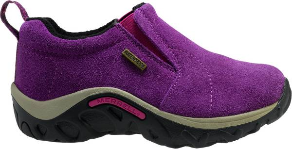 Merrell Kids' Jungle Moc Frosty Waterproof Casual Shoes product image