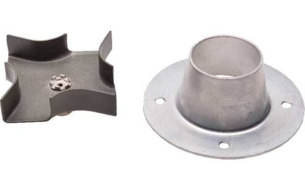 Metal Spinner Plate & Funnel Kit product image