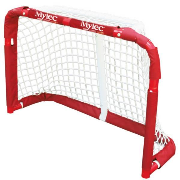 Mylec 3' x 2' Mini Steel Ice Hockey Goal product image