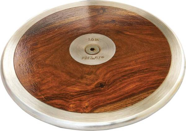Nelco 1K Popular Wood Discus product image