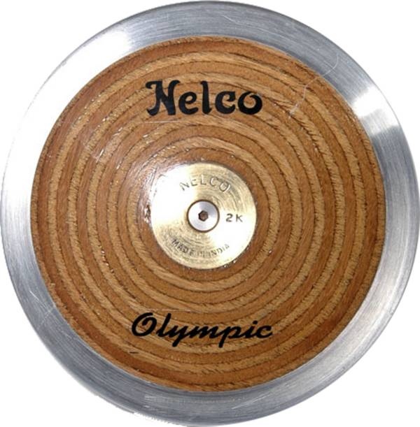 Nelco 2K Laminated Olympic Wood Discus product image
