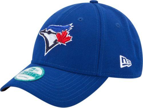 New Era Men s Toronto Blue Jays Royal League 9Forty Adjustable Hat.  noImageFound. Previous fc9c44f1a8d