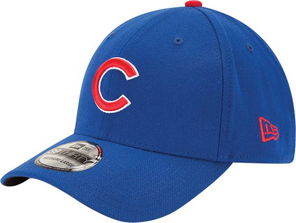 New Era Men's Chicago Cubs 39Thirty Classic Royal Stretch Fit Hat product image