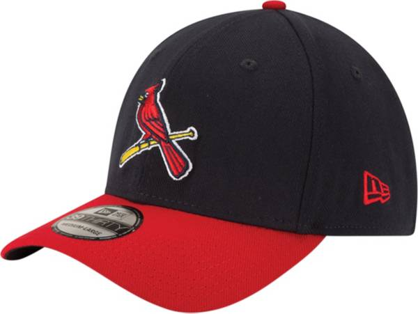 New Era Men's St. Louis Cardinals 39Thirty Alternate Classic Navy Stretch Fit Hat product image