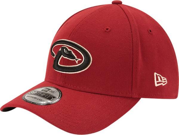 New Era Men's Arizona Diamondbacks 39Thirty Classic Red Stretch Fit Hat product image