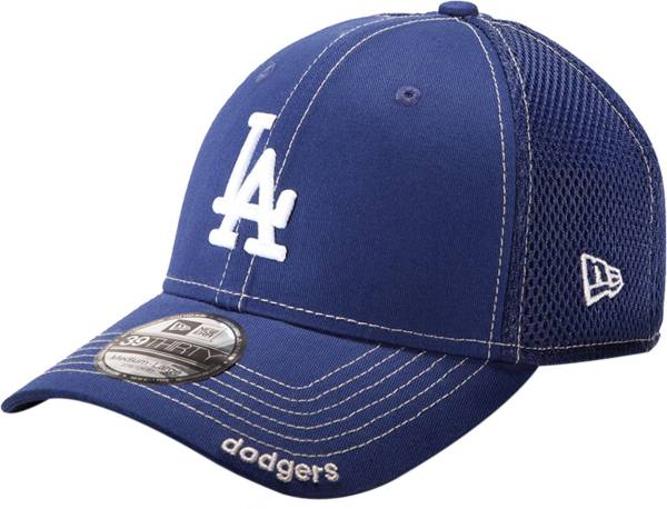 New Era Men's Los Angeles Dodgers 39Thirty Neo Royal Stretch Fit Hat product image