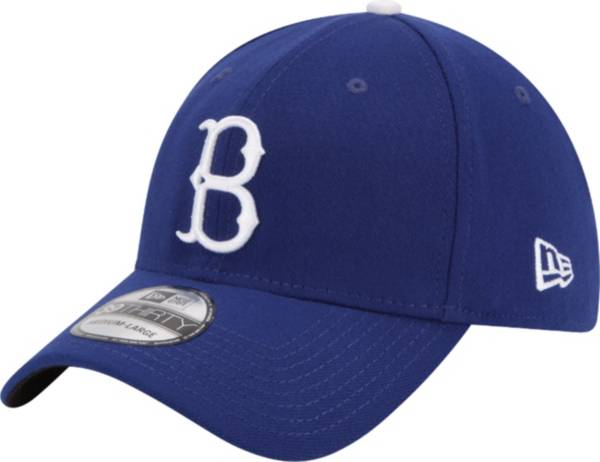 New Era Men's Brooklyn Dodgers 39Thirty Classic Royal Stretch Fit Hat product image