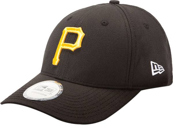 New Era Men's Pittsburgh Pirates 9Forty Pinch Hitter Black Adjustable Hat product image