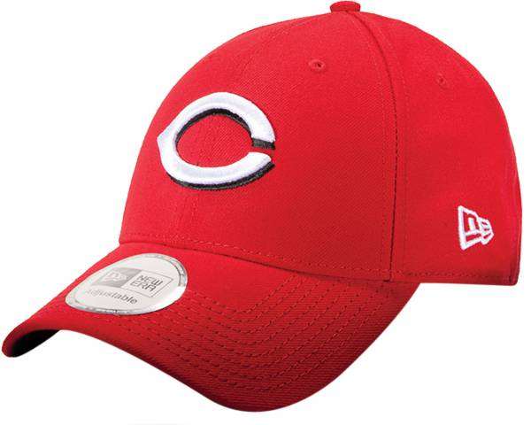 New Era Men's Cincinnati Reds Scarlet 9Forty Pinch Hitter Adjustable Hat product image