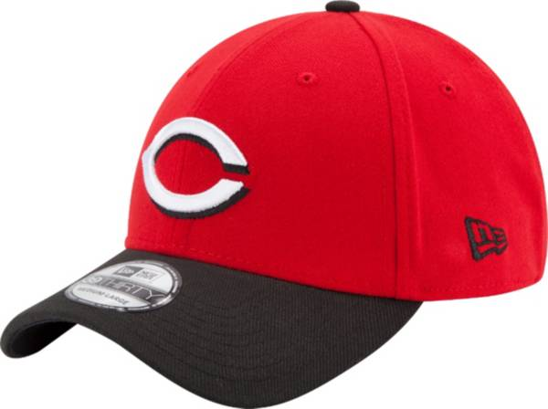 New Era Men's Cincinnati Reds 39Thirty Classic Red Stretch Fit Hat product image