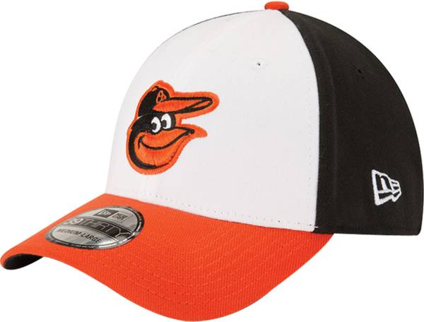 New Era Men's Baltimore Orioles 39Thirty Classic Black Stretch Fit Hat product image