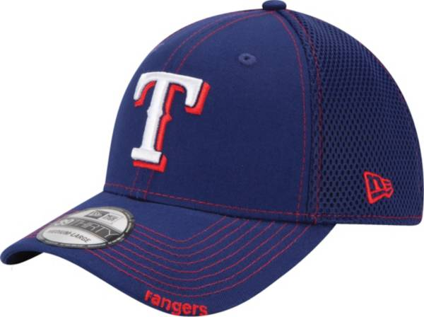 New Era Men's Texas Rangers 39Thirty Royal Neo Stretch Fit Hat product image