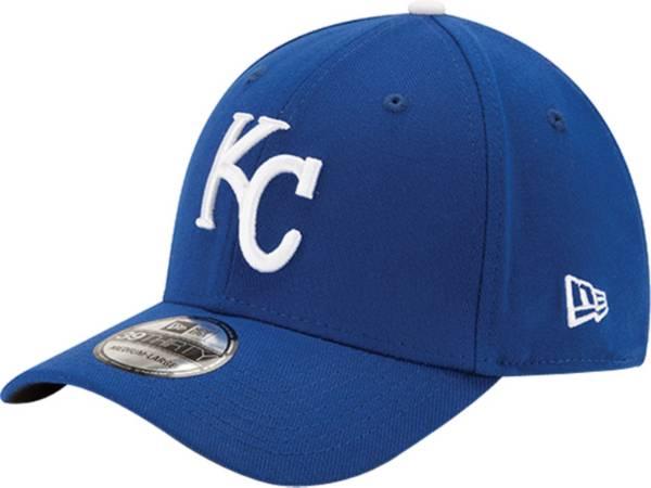 New Era Men's Kansas City Royals 39Thirty Classic Royal Stretch Fit Hat product image