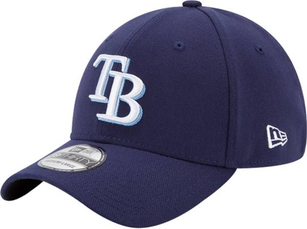 New Era Men's Tampa Bay Rays 39Thirty Classic Navy Stretch Fit Hat product image