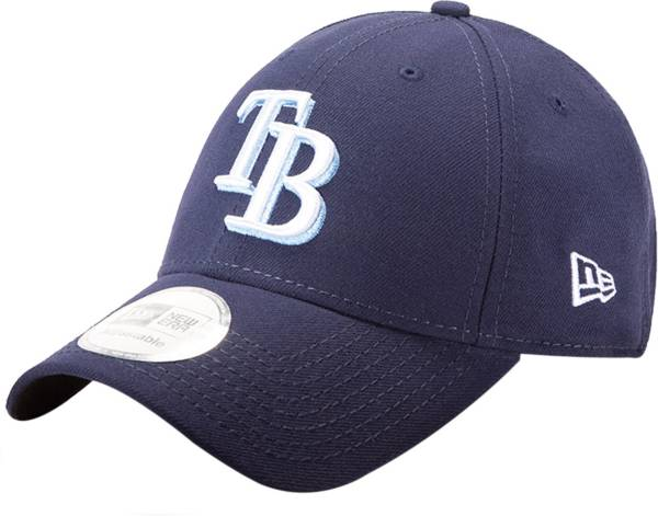 New Era Men's Tampa Bay Rays 9Forty Pinch Hitter Navy Adjustable Hat product image