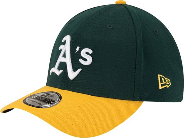New Era Men's Oakland Athletics 39Thirty Classic Green Stretch Fit Hat product image