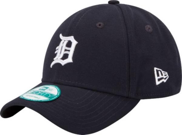 New Era Men's Detroit Tigers 9Forty League Navy Adjustable Hat product image