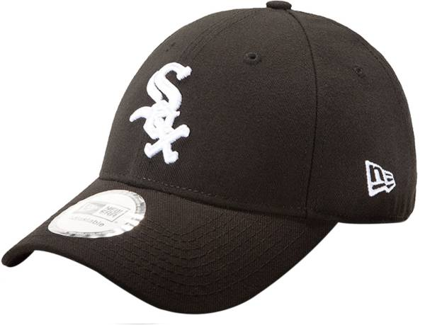 New Era Men's Chicago White Sox 9Forty Pinch Hitter Black Adjustable Hat product image