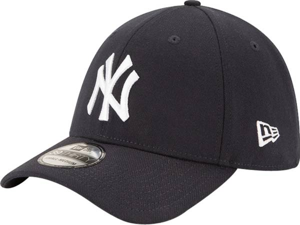 New Era Men's New York Yankees 39Thirty Classic Navy Stretch Fit Hat product image