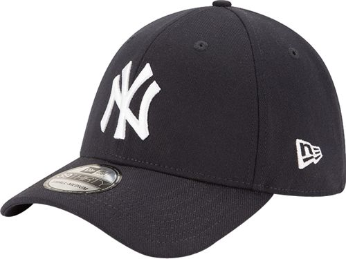 dd5f9baae9db7 New Era Men s New York Yankees 39Thirty Classic Navy Stretch Fit Hat ...