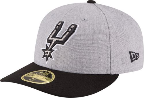 588e3311409 ... San Antonio Spurs 59Fifty Low Crown Grey Fitted Hat. noImageFound.  Previous