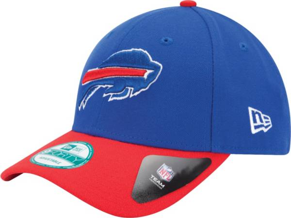New Era Men's Buffalo Bills League 9Forty Adjustable Royal Hat product image