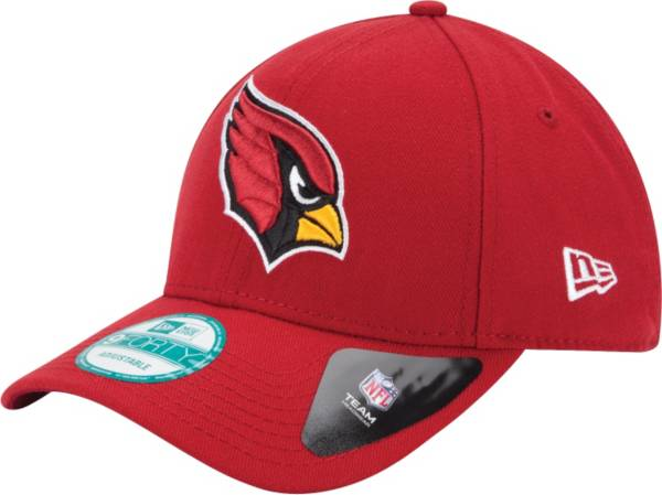 New Era Men's Arizona Cardinals League 9Forty Adjustable Red Hat product image