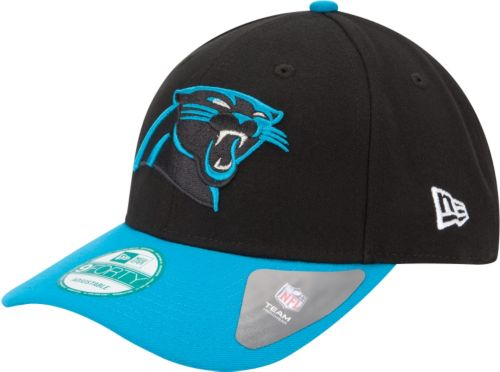 88672374c ... where can i buy new era mens carolina panthers league 9forty adjustable  blue hat 03974 6a26d