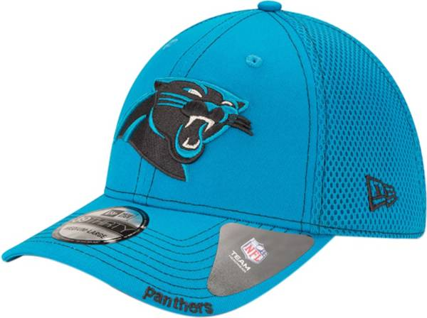 New Era Men's Carolina Panthers 39Thirty Neoflex Blue Stretch Fit Hat product image