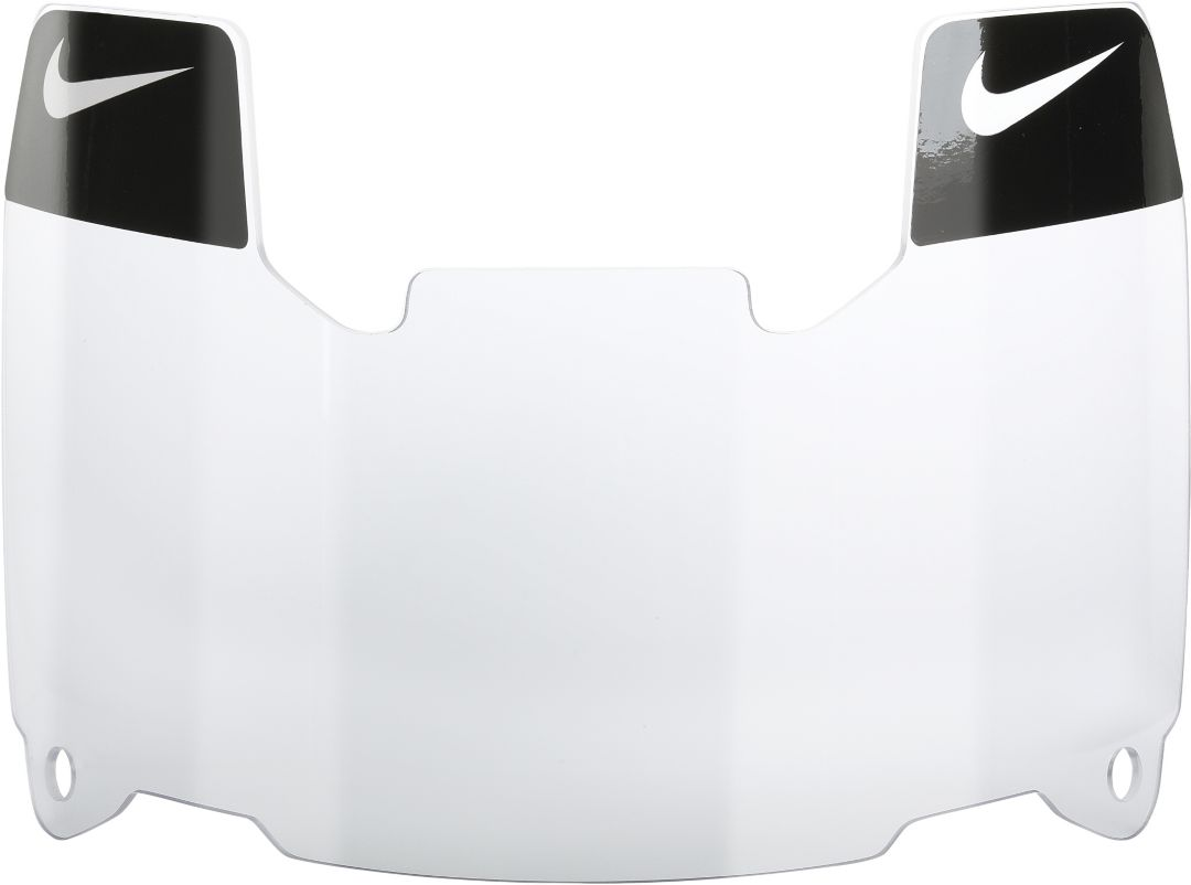 38f3b3d5d Nike Gridiron Football Visor Eye Shield with Decals 2.0