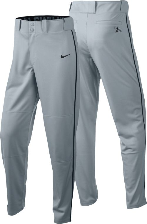 75e55ed216b0e5 Nike Boys  Swingman Dri-FIT Piped Baseball Pants