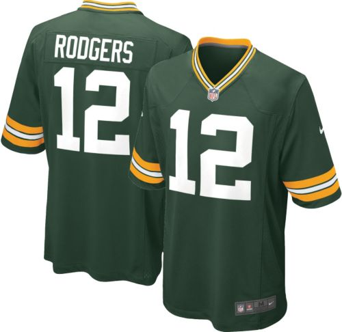000db75a7d1 Nike Boys  Home Game Jersey Green Bay Packers Aaron Rodgers  12.  noImageFound. Previous