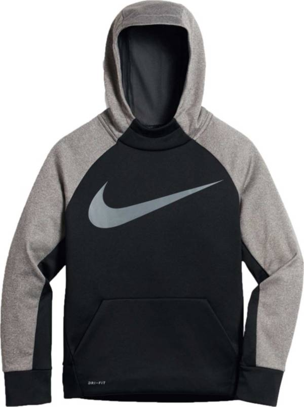 Nike Boys' Therma Swoosh Graphic Hoodie product image