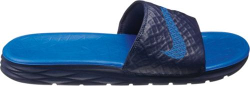 official photos c09fc 742a5 Nike Men s Benassi Solarsoft 2 Slides