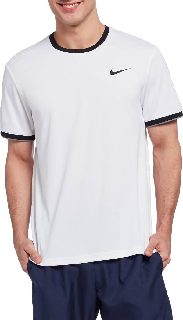 Nike Men's Court Dry Tennis Shirt product image